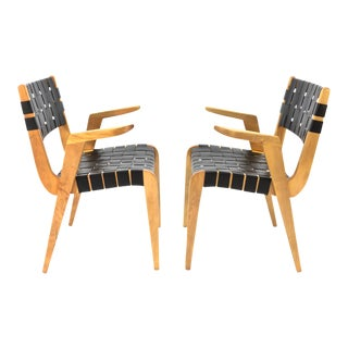 Armchairs by Abel Sorenson for Knoll - A Pair