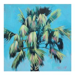 """""""Palm Tree 7"""" Original Acrylic Painting"""