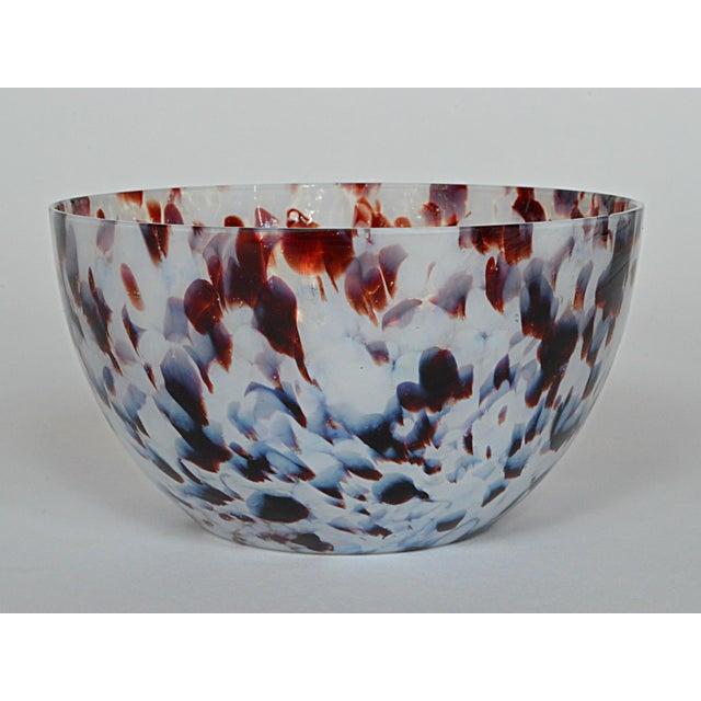 Studio Art Glass Bowl - Image 3 of 7