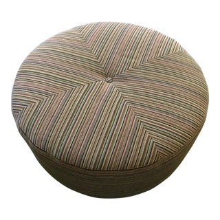 Contemporary Ottoman by Broyhill
