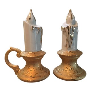 Dixon Art Studio Salt & Pepper Shakers