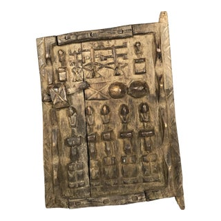 African Art Dogon Panel