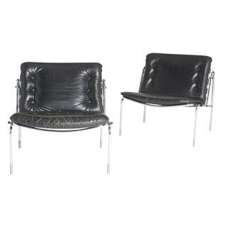 Kyoto Chairs by Martin Visser - A Pair