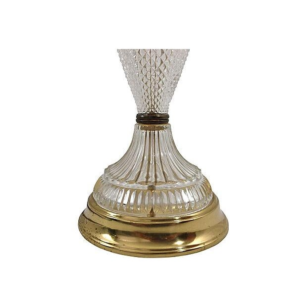 Image of Italian Diamond Point Table Lamp