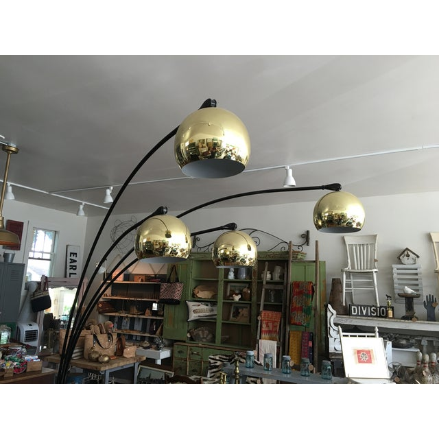 Mid Century Modern Arc Lamp - Image 3 of 8