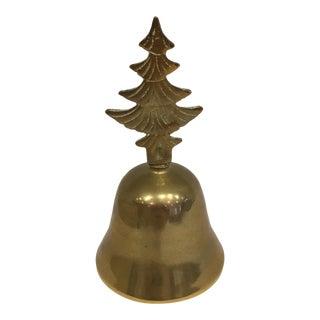 Vintage Christmas Tree Bell