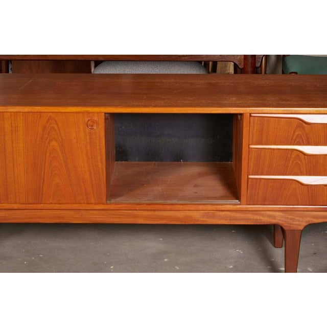 Image of Danish Teak Sideboard