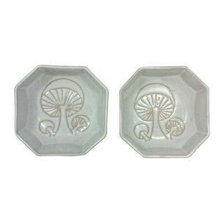 Gordon & Jane Martz Mushroom Bowls - A Pair