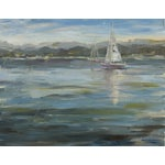 Image of Sailing Lessons Painting