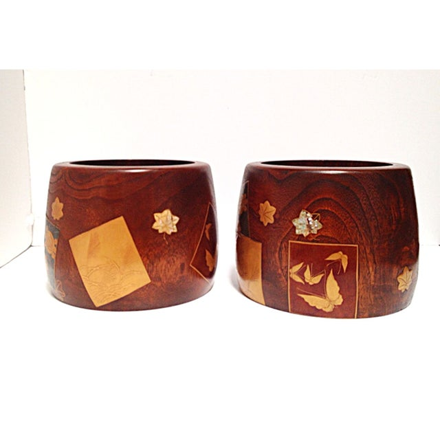 Meiji Period Hibachis - A Pair - Image 3 of 8