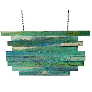 Original Beach Inspired Wood Wall Piece