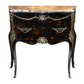 Fine French Belle Epoque Tall Chest