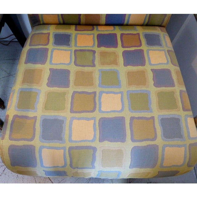 Kem Webber-Style Lounge Chairs - A Pair - Image 10 of 11