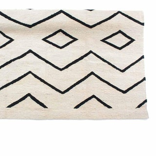 Mali Turkish Kilim Rug - 5′ × 6′6″