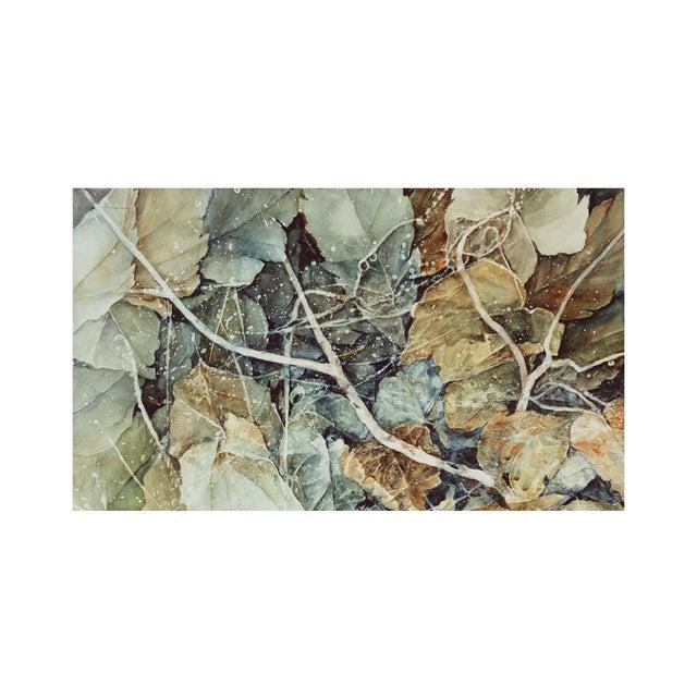 "Image of Roxanna Bergner ""Forest Floor"" Giclee Print"