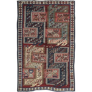 An Antique Karabagh Rug