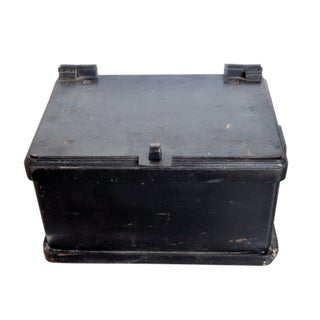 Antique Strong Box