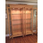 Image of Henredon Display Cabinet