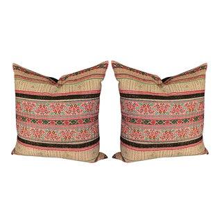 Batik Euro Shams - Pair
