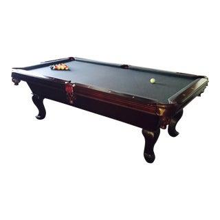 8 Foot Billiards Table