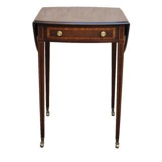 Drop Leaf Mahogany Pembroke Table