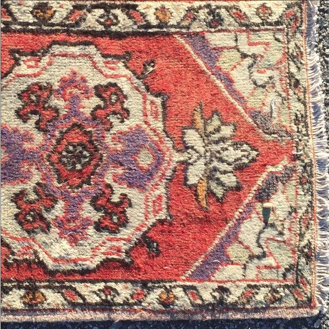 Image of Anatolian Persian Rug - 1′7″ × 2′11″