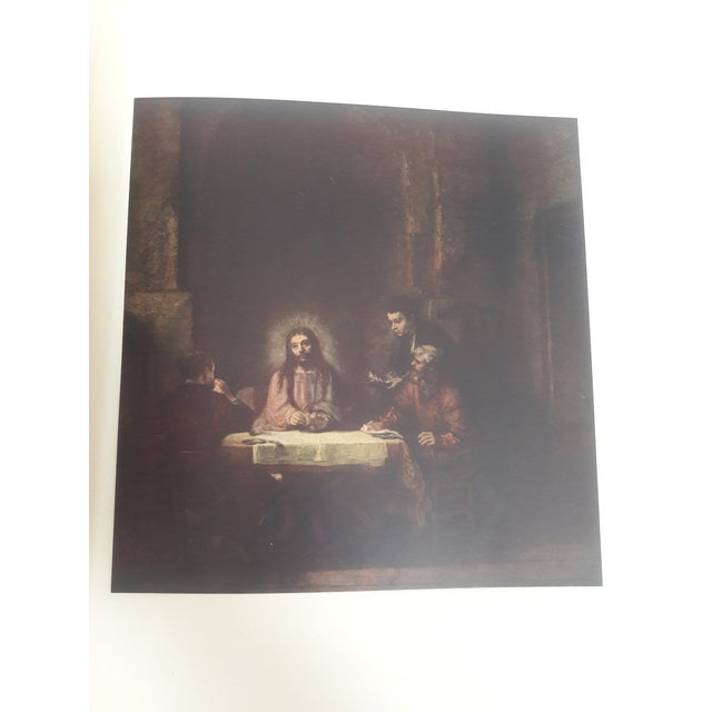 Rembrandt Art Book With Prints, 1956 - Image 6 of 7