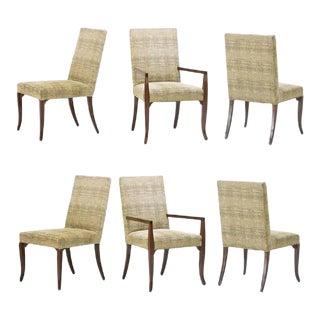 T. H. Robsjohn-Gibbings Dining Chairs - Set of 6