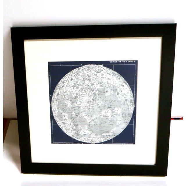 18th Century Moon Map - Image 2 of 3