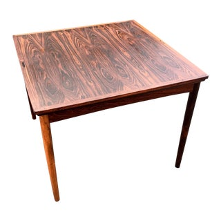 Danish Modern Reversible Dining / Game Table