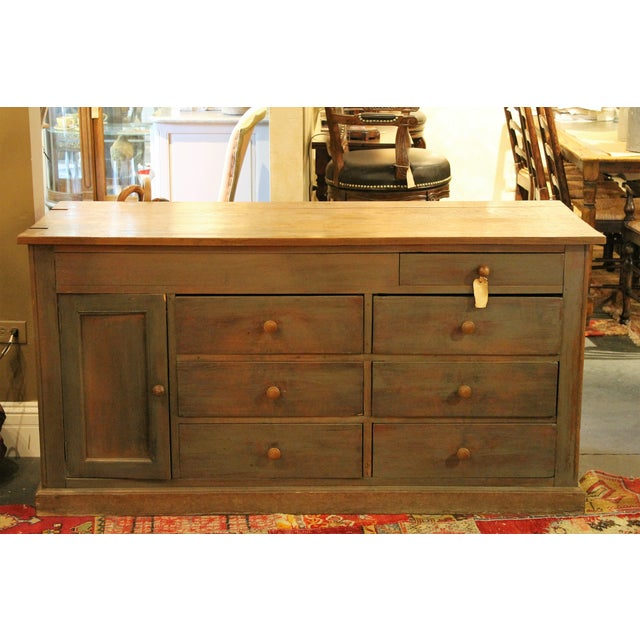 French Antique Sideboard Dresser - Image 2 of 4