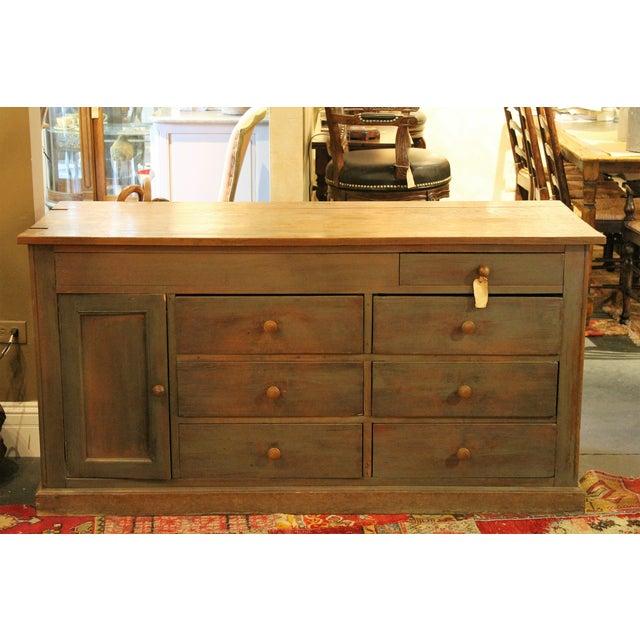Image of French Antique Sideboard Dresser