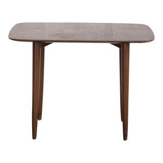 Teak Mid-Century Modern Side Table