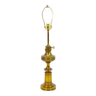 Stiffel Traditional Brass Table Lamp
