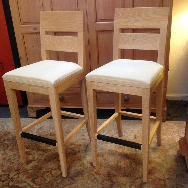 Christian Liagre Archipel Barstools - A Pair - Image 3 of 8