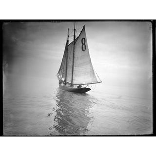 Early 20th-C. Sailboat Photography