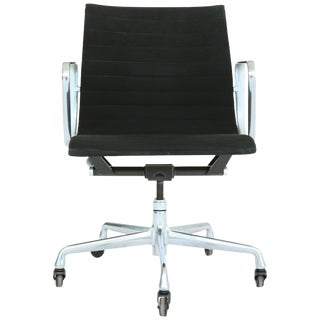 Eames Aluminum Group Desk and Conference Chair