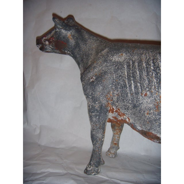 Cast Iron Cow - Image 10 of 11