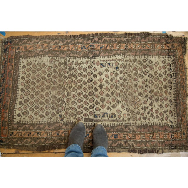 "Antique Belouch Rug - 2'7"" X 4'3"" - Image 5 of 5"