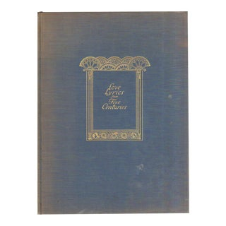 Love Lyrics From Five Centuries