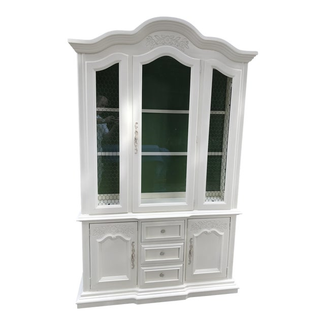 Vintage Stanley French Style China Cabinet - Image 1 of 7