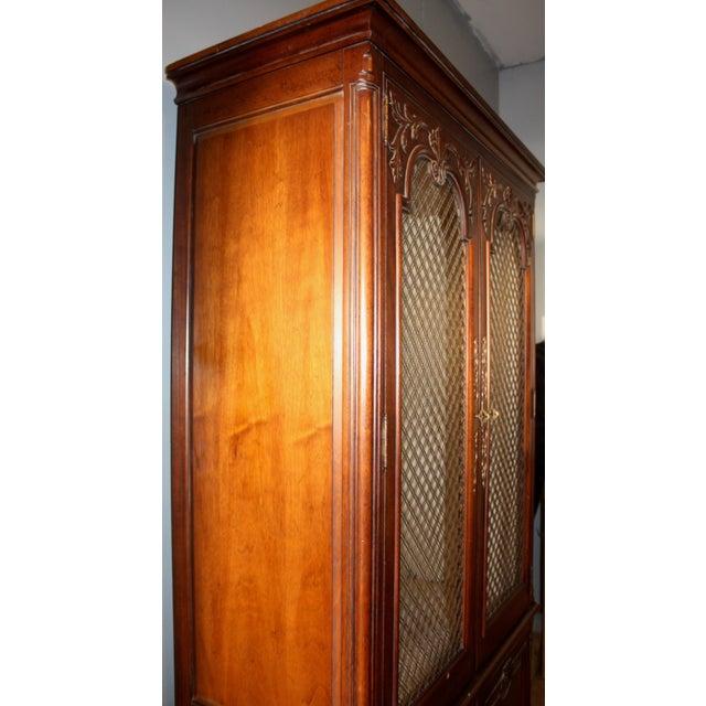 Henredon Fine Furniture Armoire - Image 7 of 9