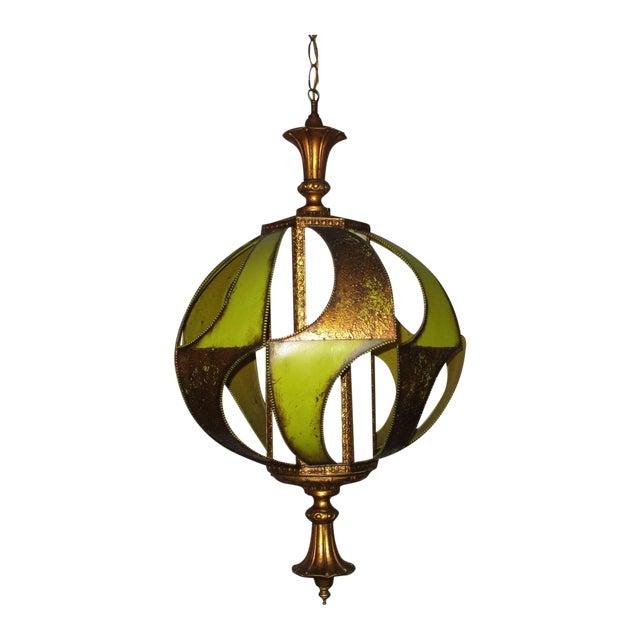 Vintage Classic 1960's Decorative Light Fixture - Image 1 of 6