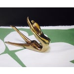 Image of Brass Nude Art Deco Lady Paperweight