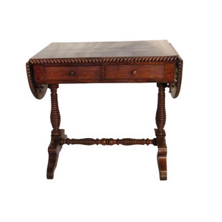 19th C. Mahogany Writing Desk