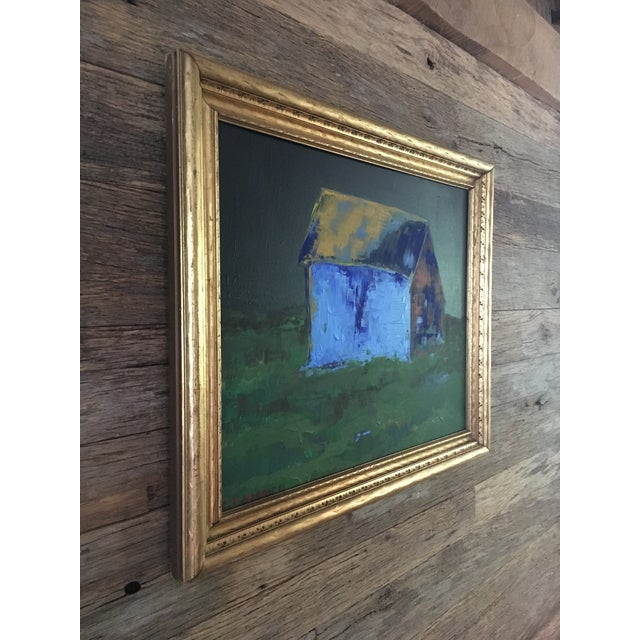 Shed Biloxi Mississippi Acrylic Painting - Image 4 of 7