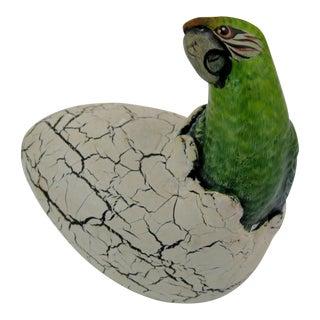 Mexican Egg Art Figure