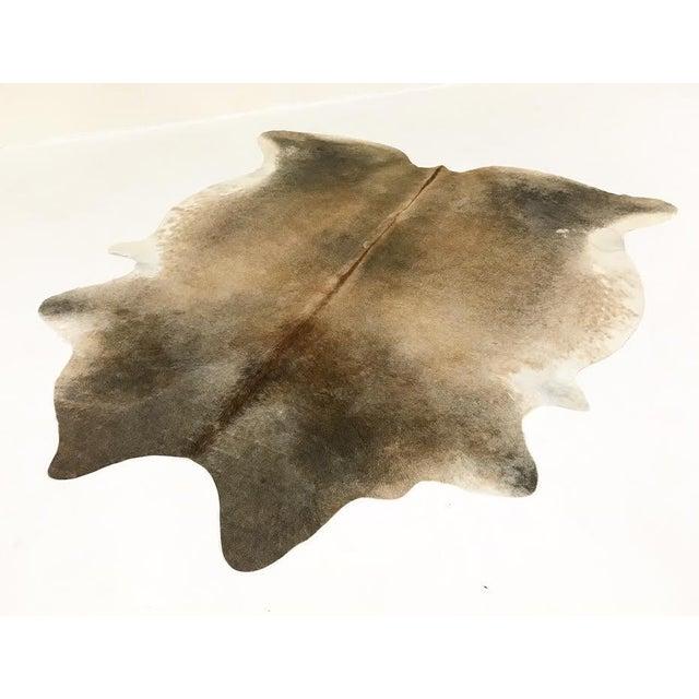 Salt & Pepper Cowhide Rug - Image 2 of 4