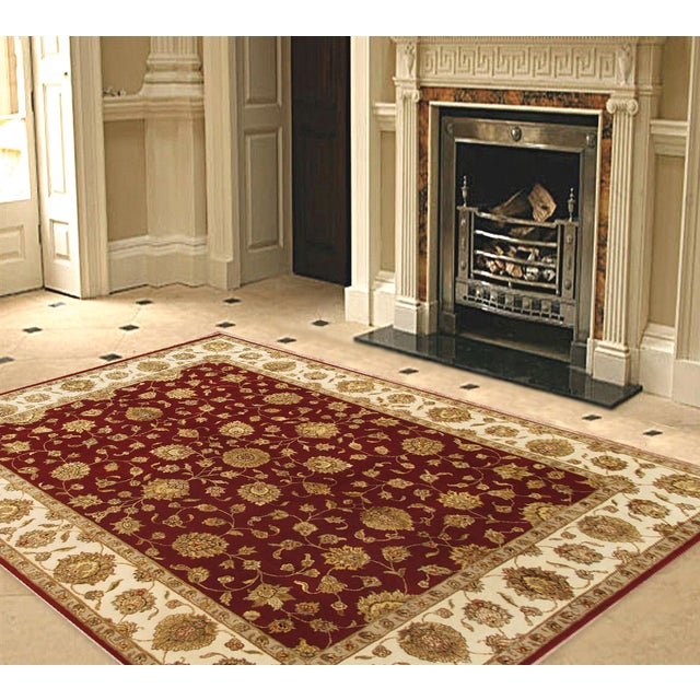 """Pasargad Agra Collection - 7'11"""" X 10'1"""" - Image 2 of 2"""