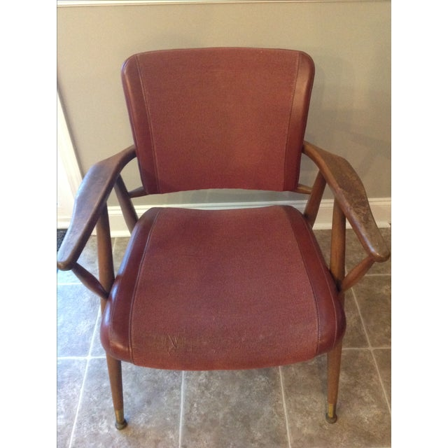 Boling Chair Co. Office Chairs - A Pair - Image 4 of 6